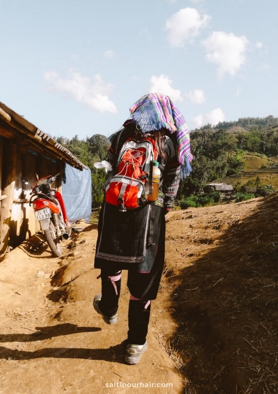 sapa Hmong women