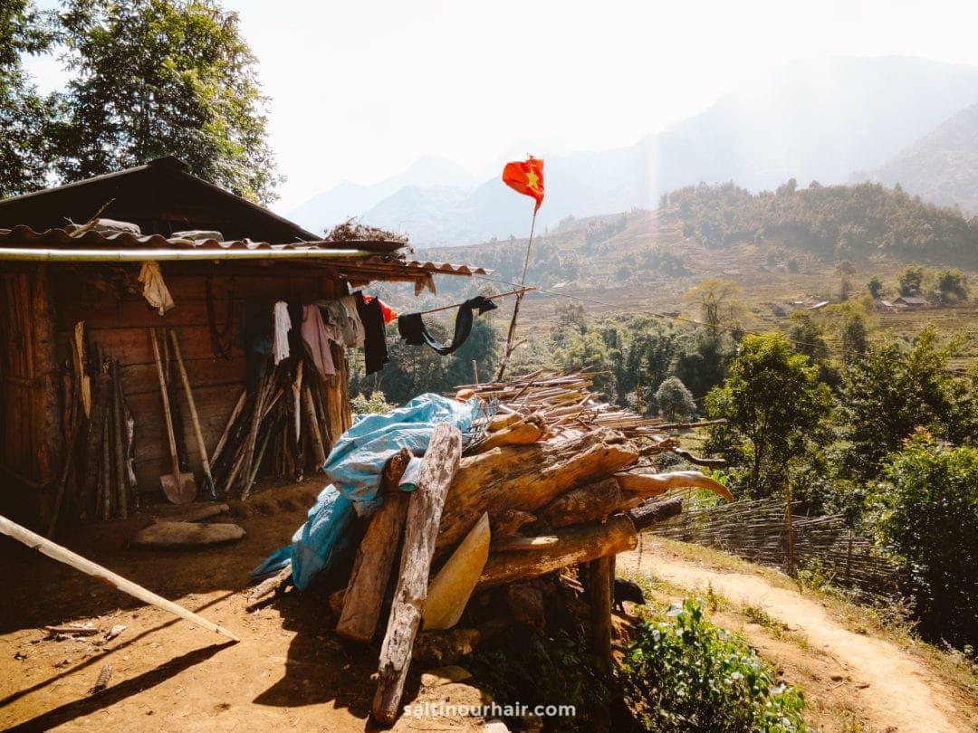 ricefields sapa vietnam
