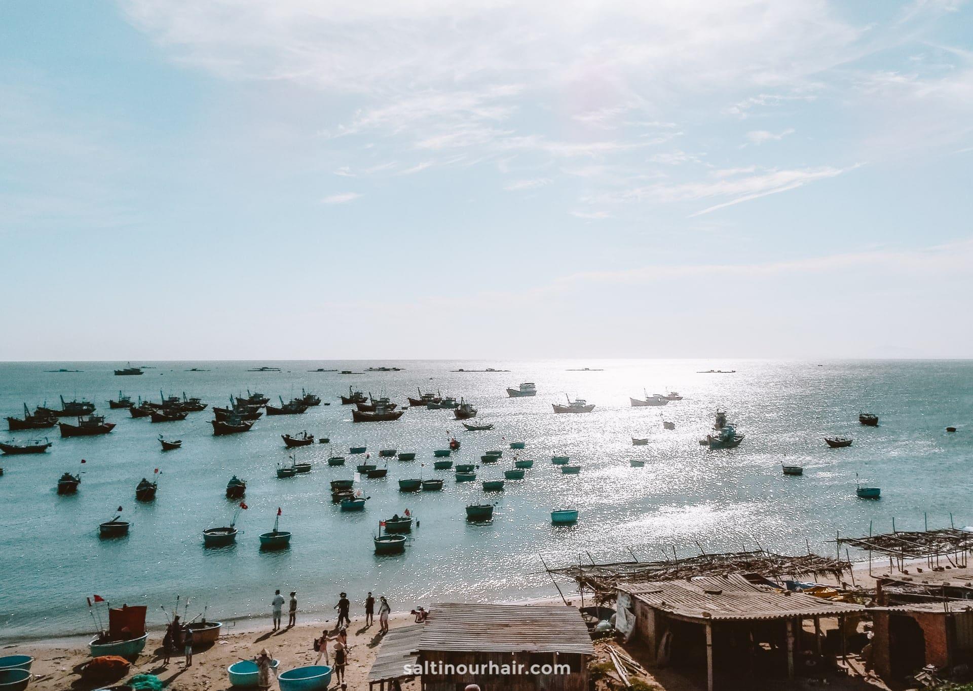 mui ne vietnam fishmarket