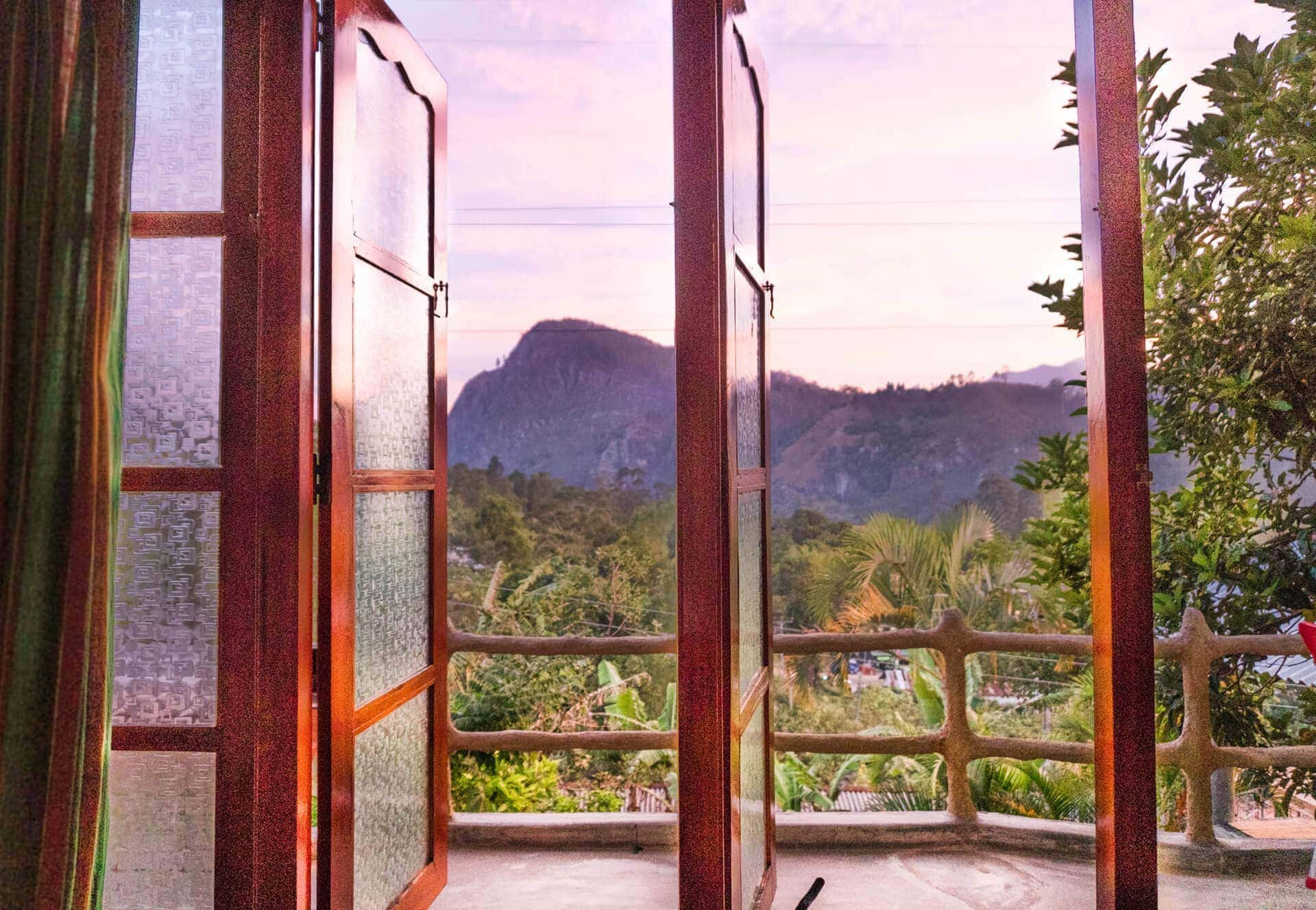 Sri Lanka route guide accommodation