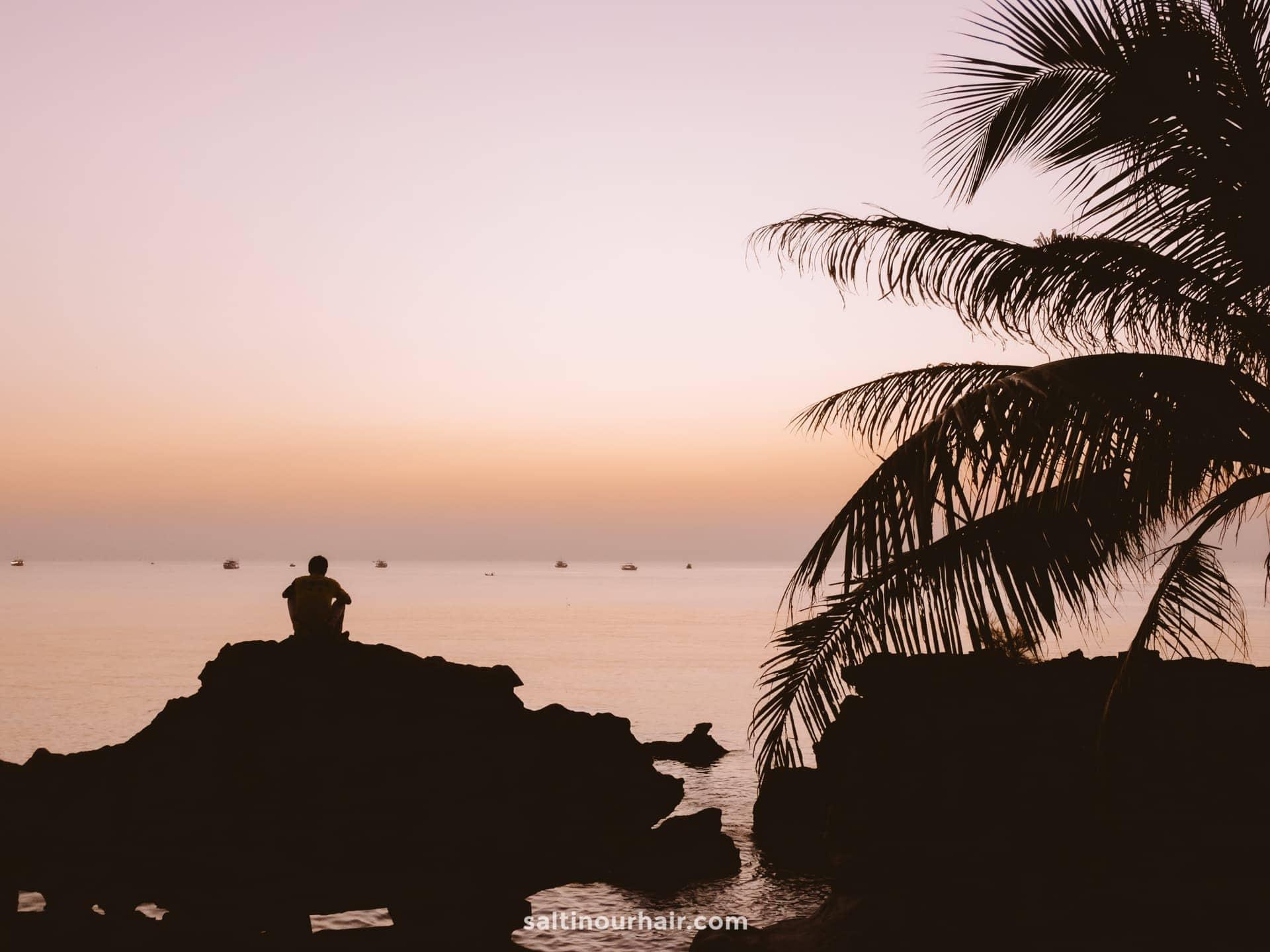 Phu Quoc Island sunset