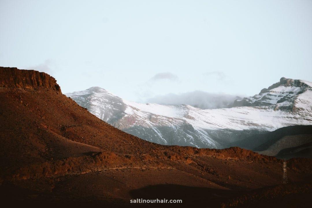 tour atlas mountains
