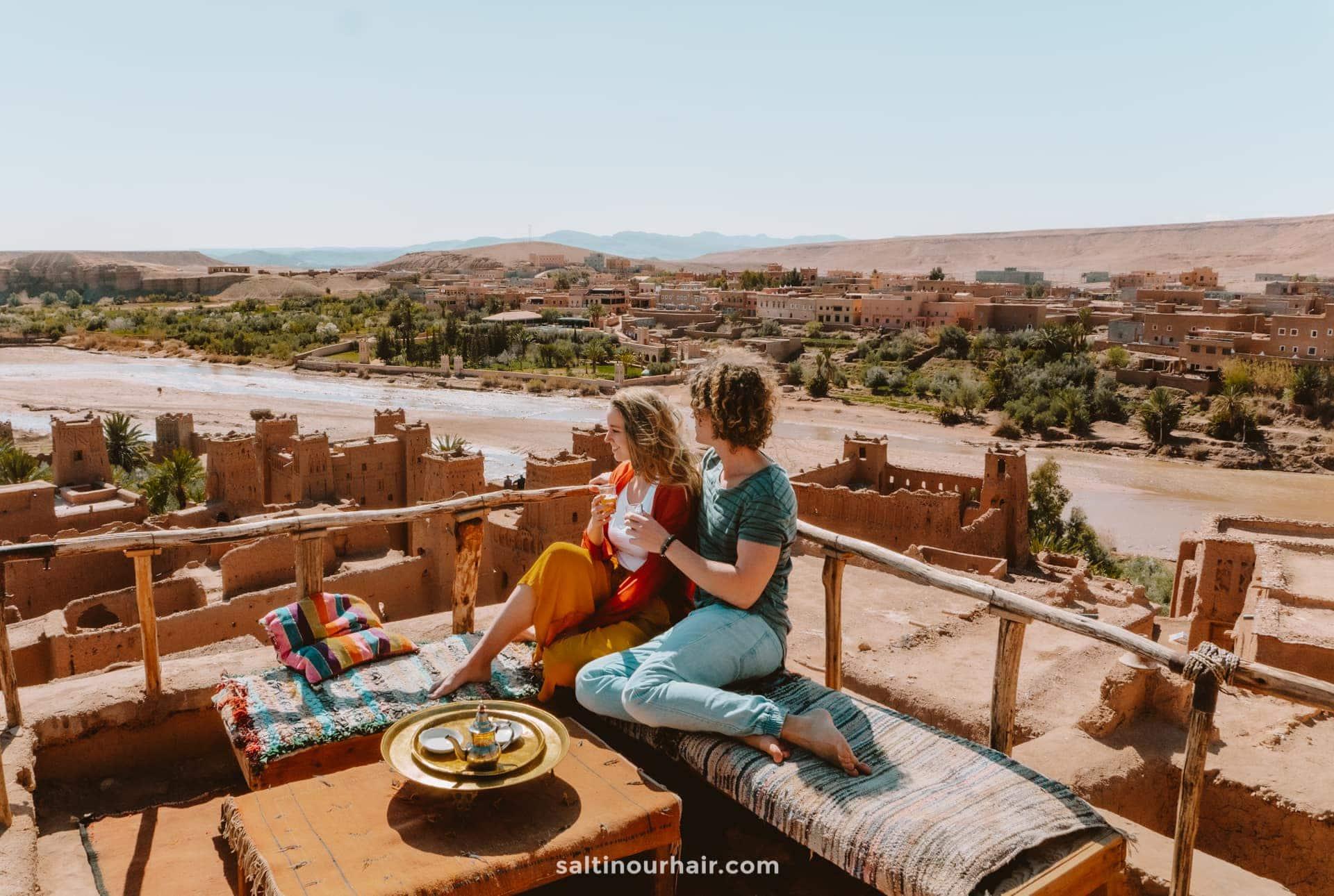 Aït Ben Haddou morocco