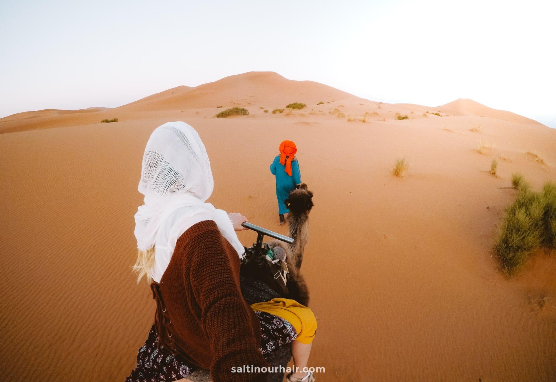 desert tour morocco