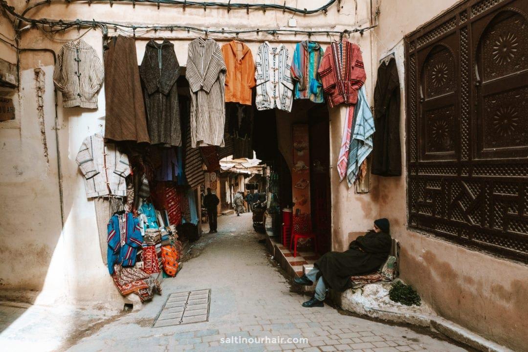 guide fes morocco