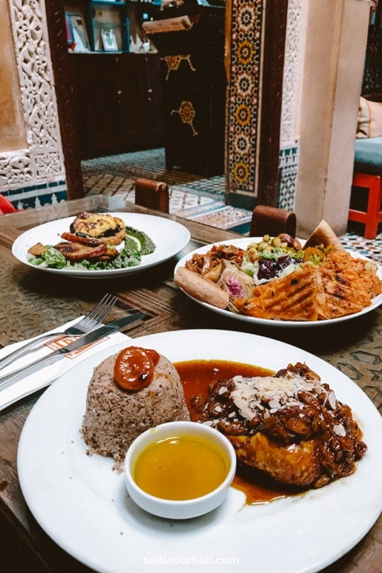 best food morocco