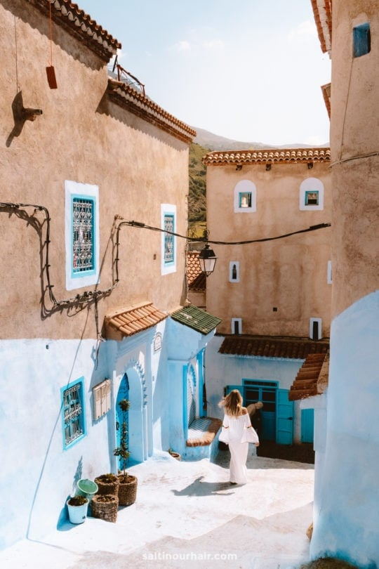 chefcaouen morocco
