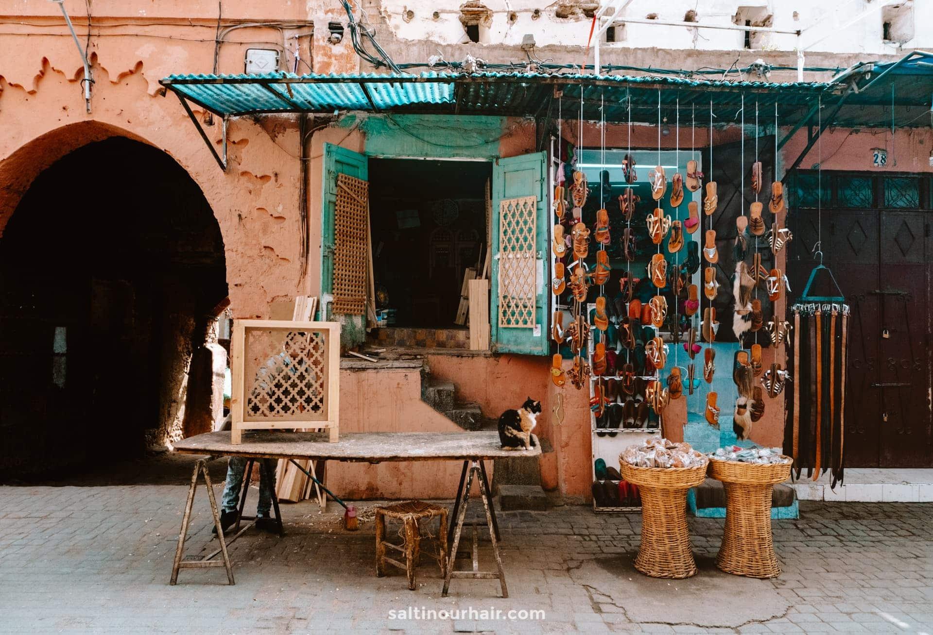 things to do marrakech Medina