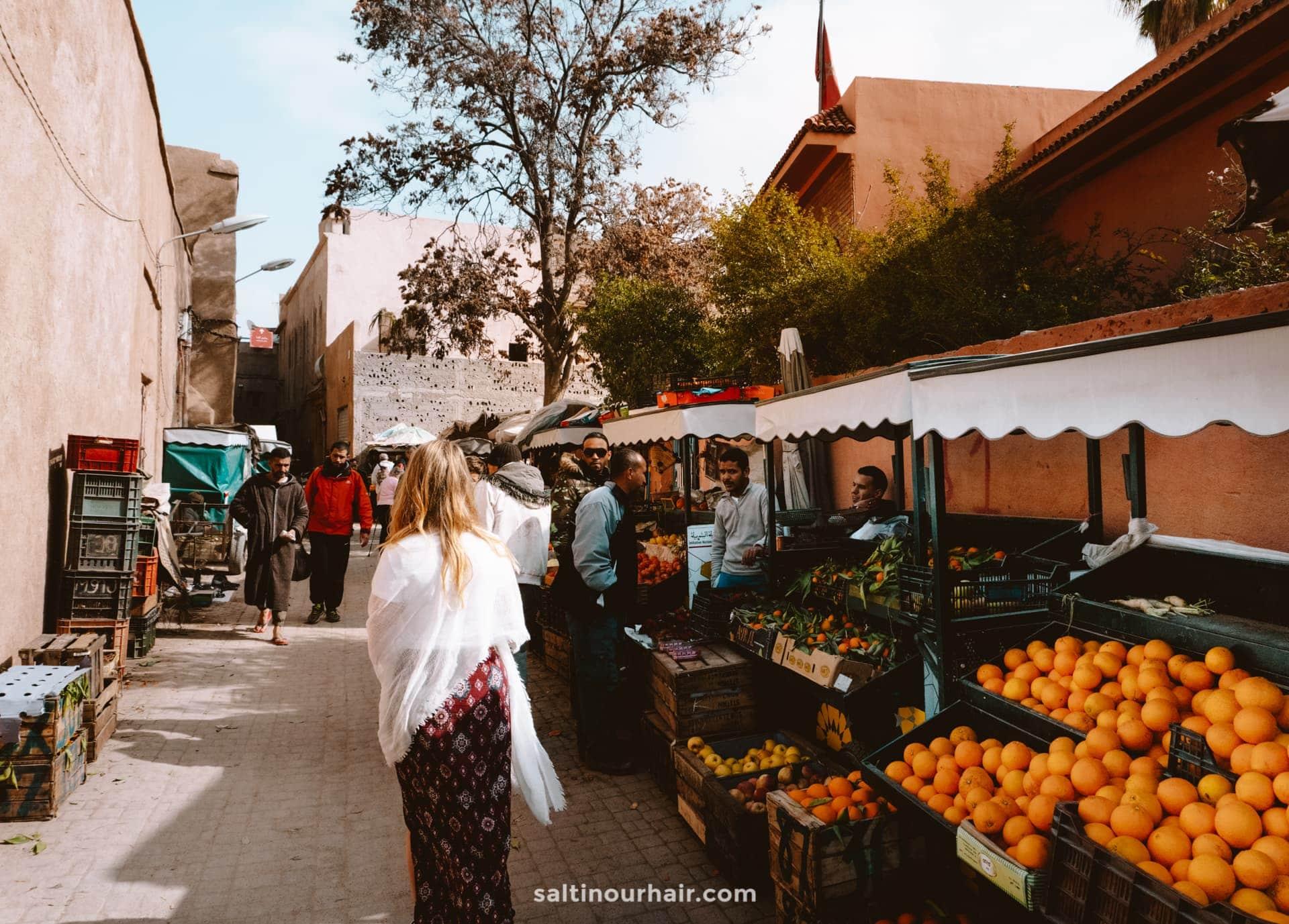 Jamaa El Fnaa marrakech