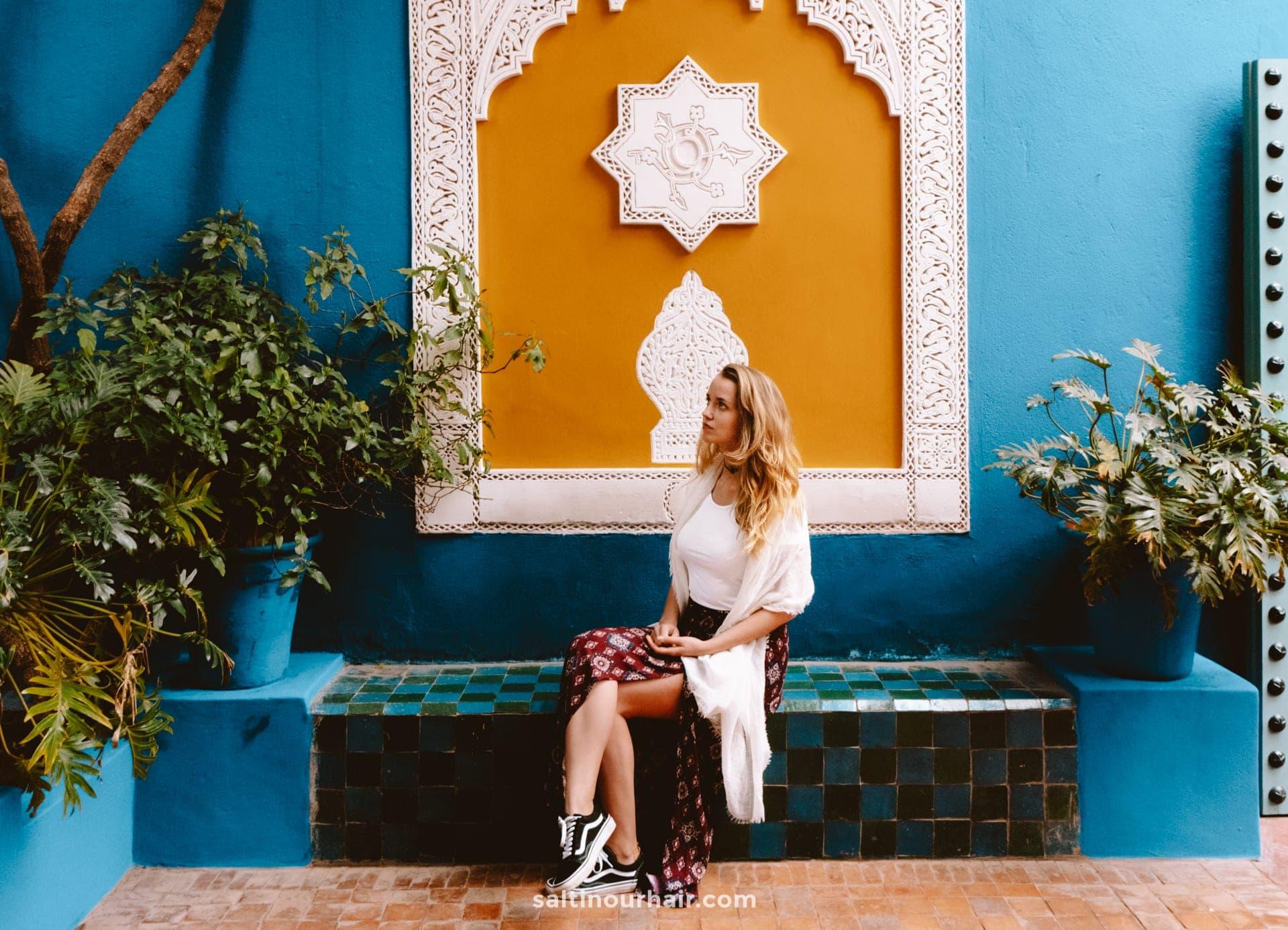 marrakech Majorelle Gardens