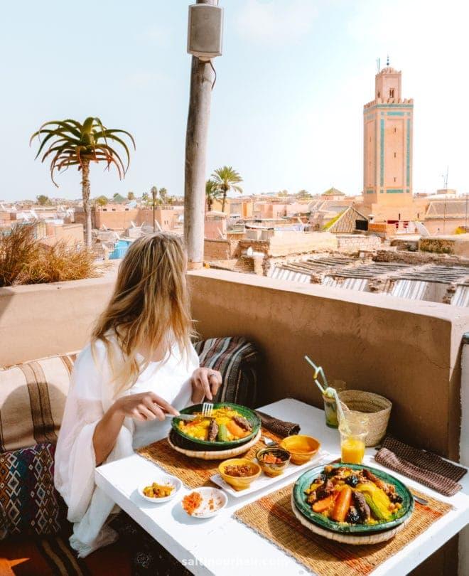best restaurant marrakech morocco