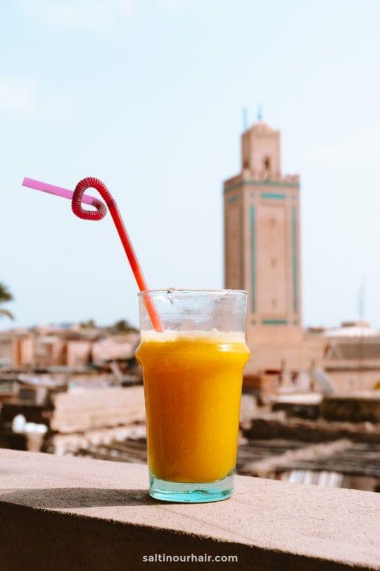 best cafe marrakech