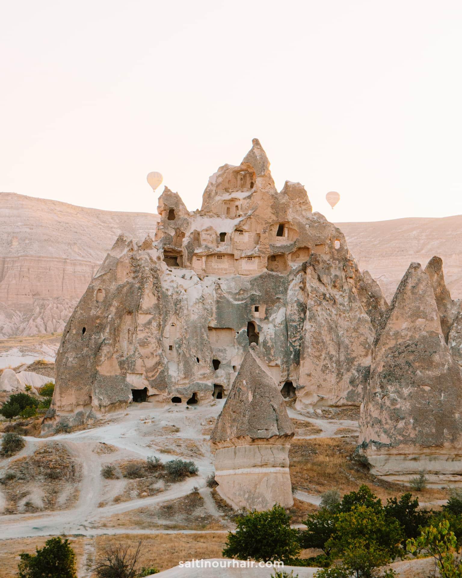 cappadocia turkey Open Air Museum