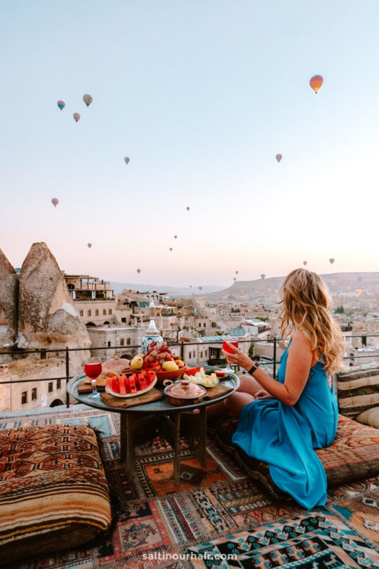 best restaurant cappadocia turkey
