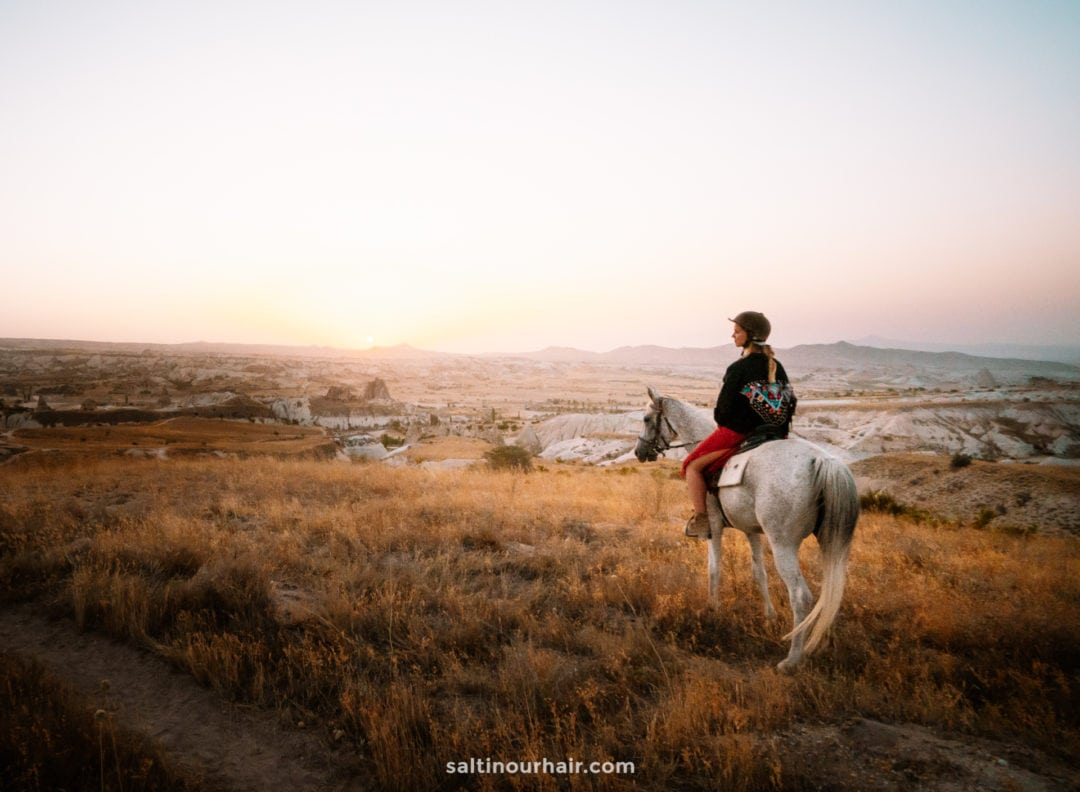 best things to do cappadocia turkey horse riding