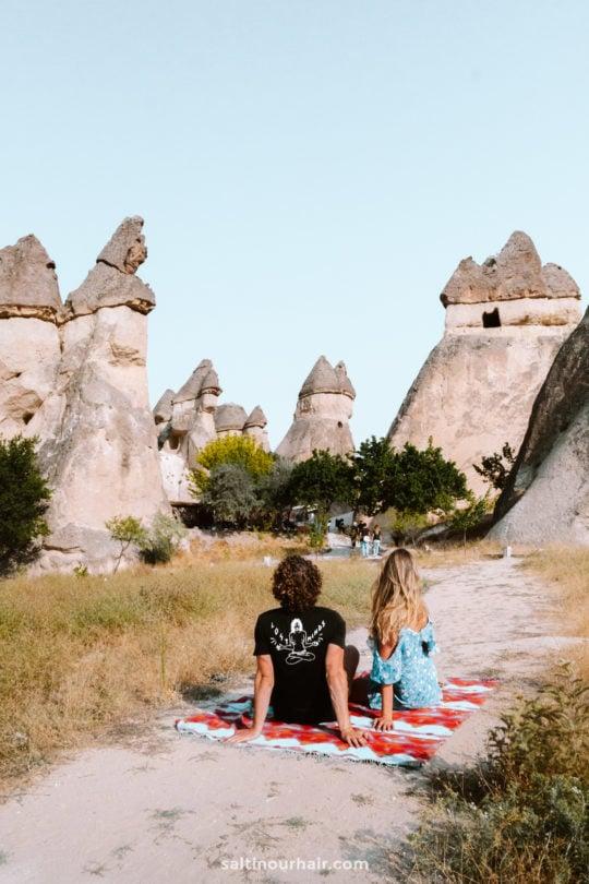 cappadocia Pasabag open air museum