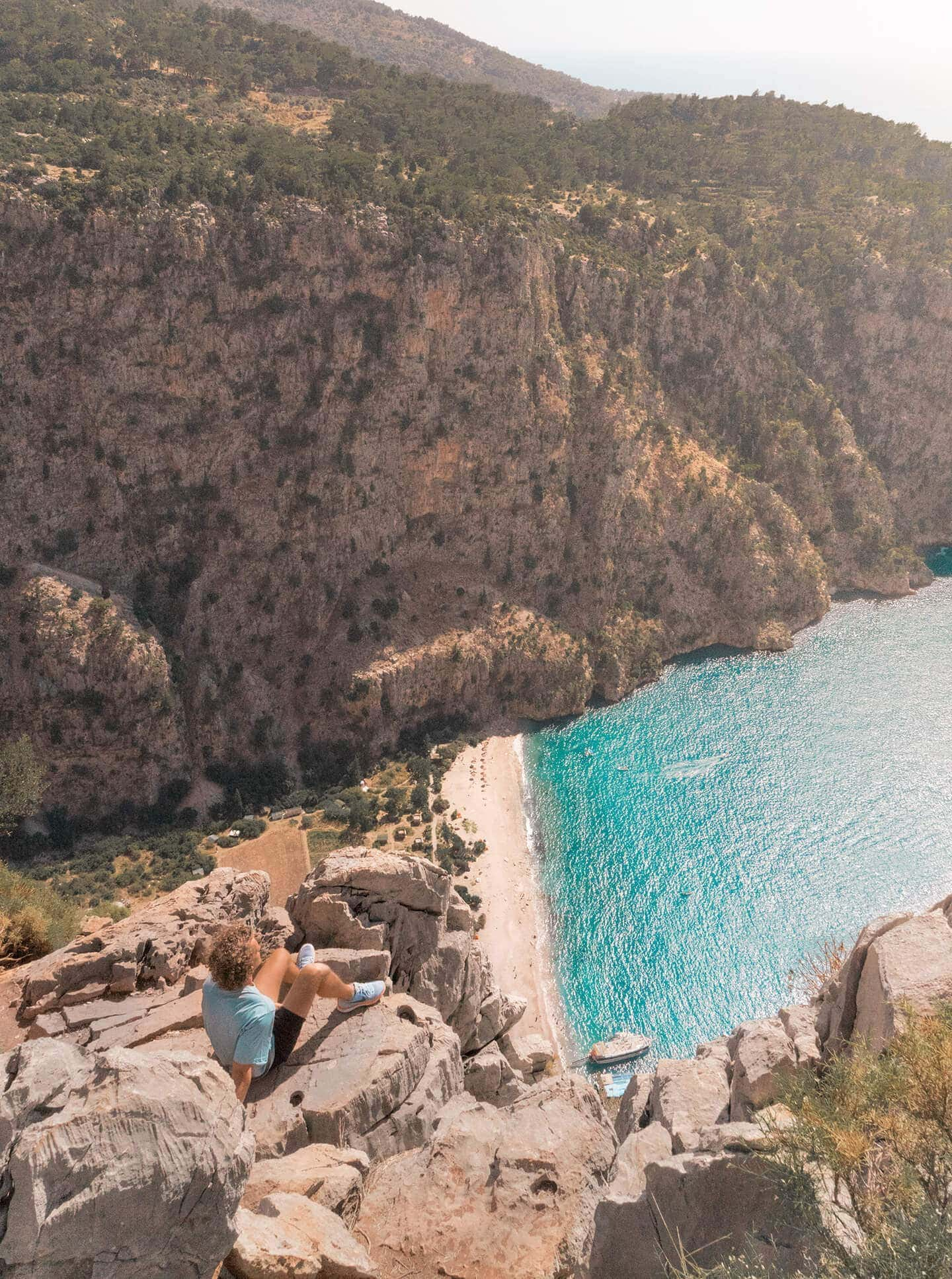 fethiye things to do butterfly valley