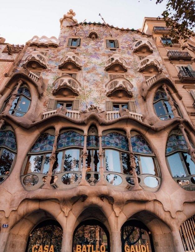 wat te doen in barcelona gaudi