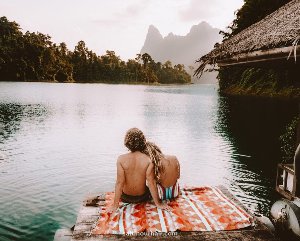 best place to stay khao sok national park