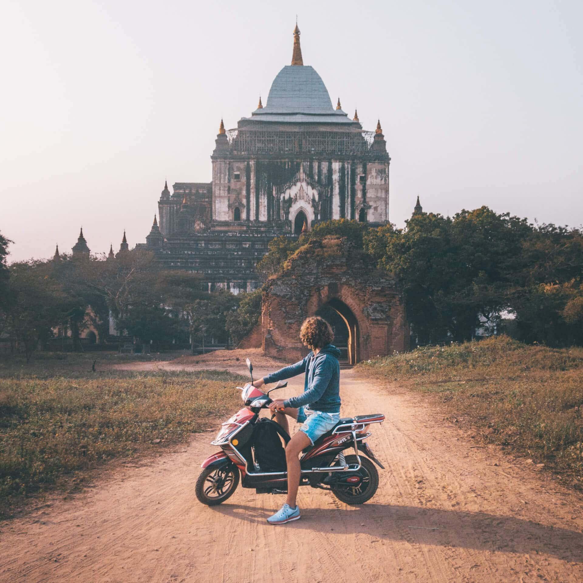 bagan guide e bike