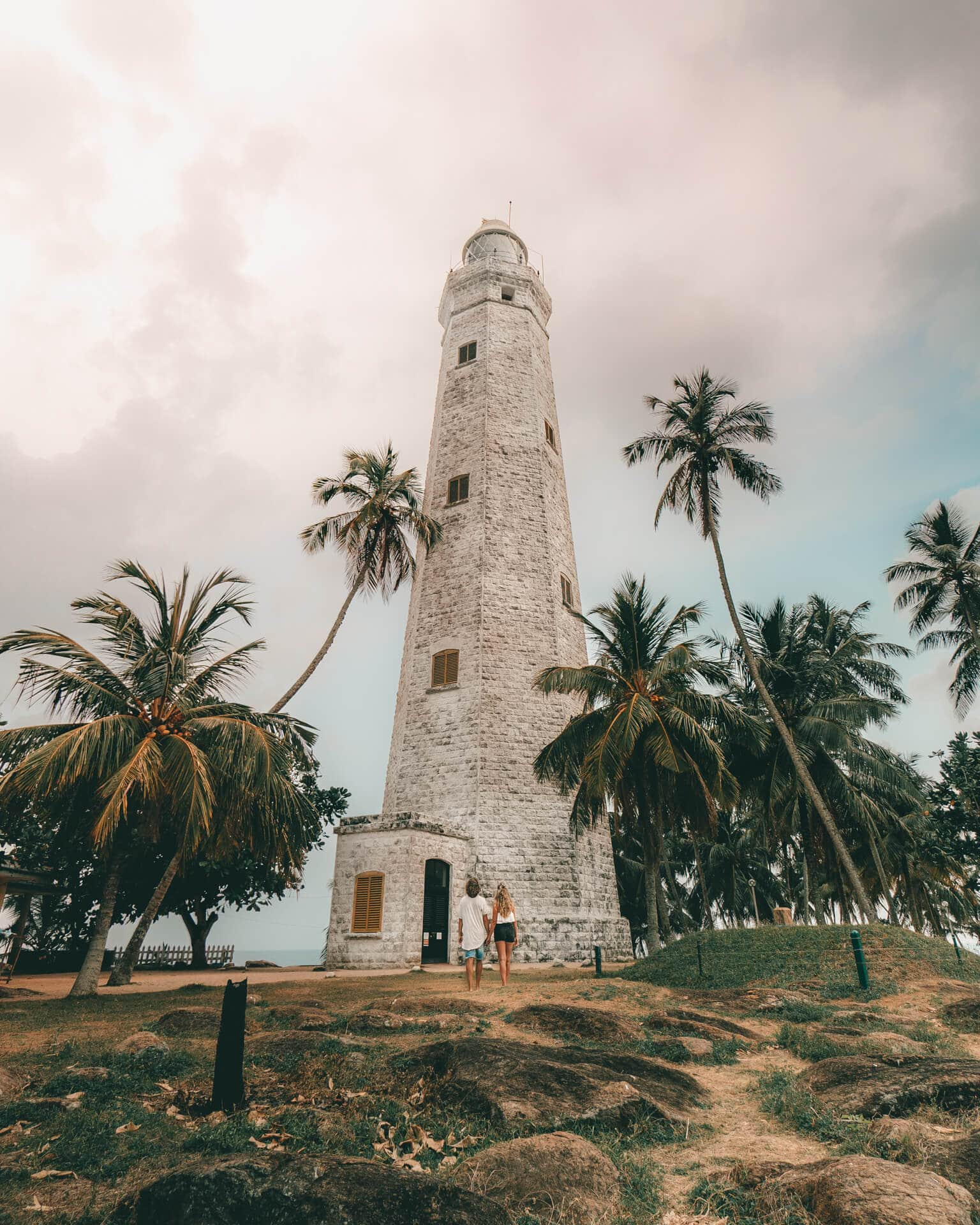 Hiriketiya Dikwella Dondra Lighthouse