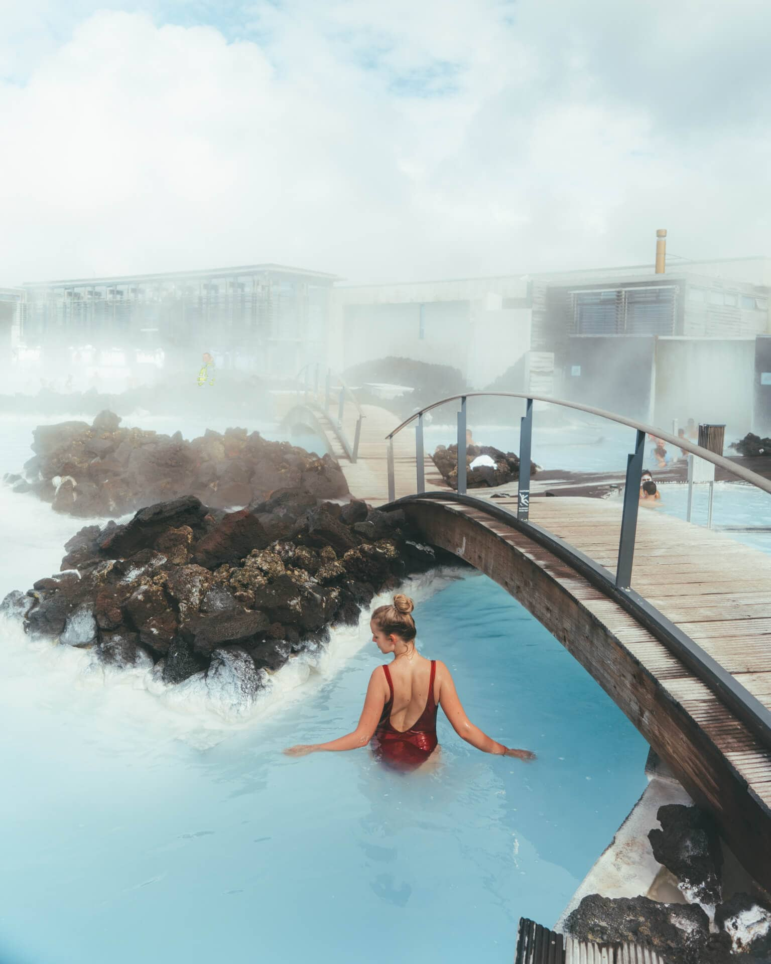 hot springs iceland blue lagoon