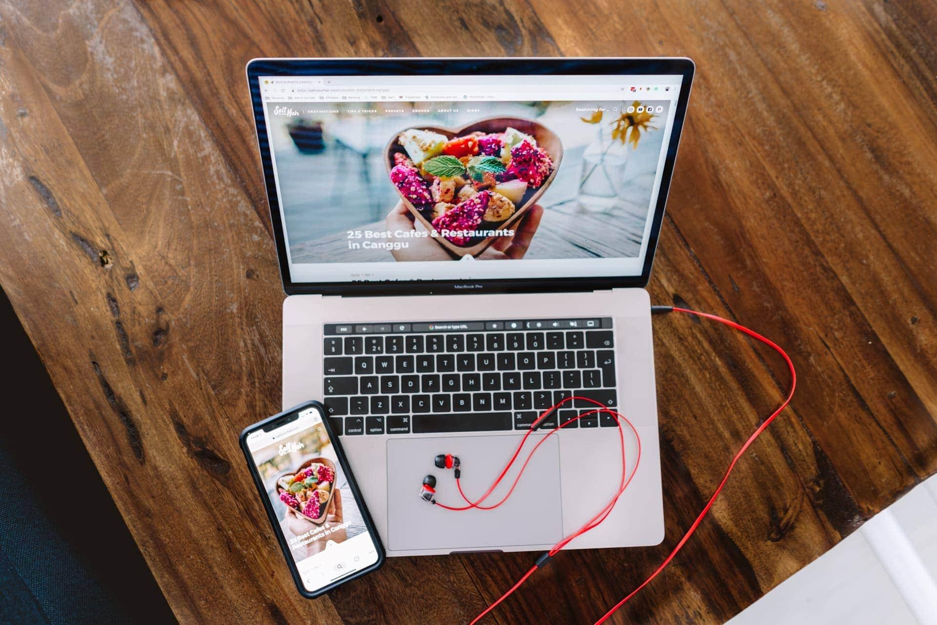 start a blog Make Money Online