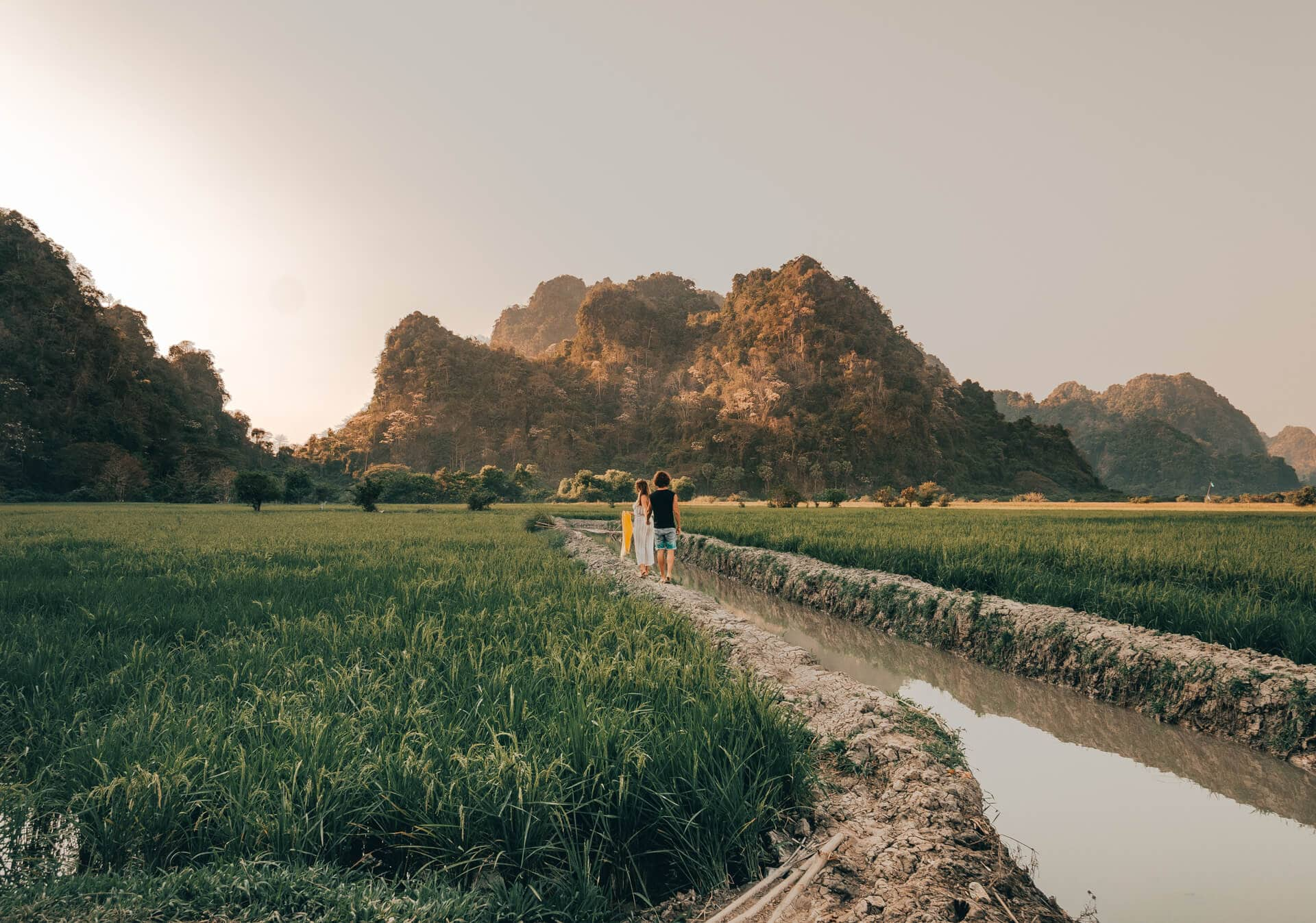 reasons must visit myanmar rice fields Hpa An