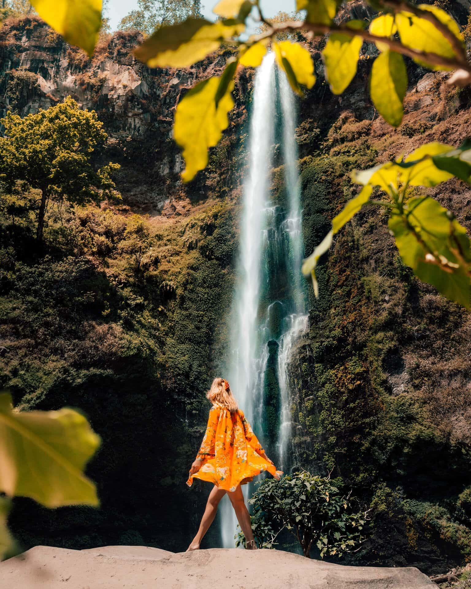 things to do malang java coban rondo waterfall