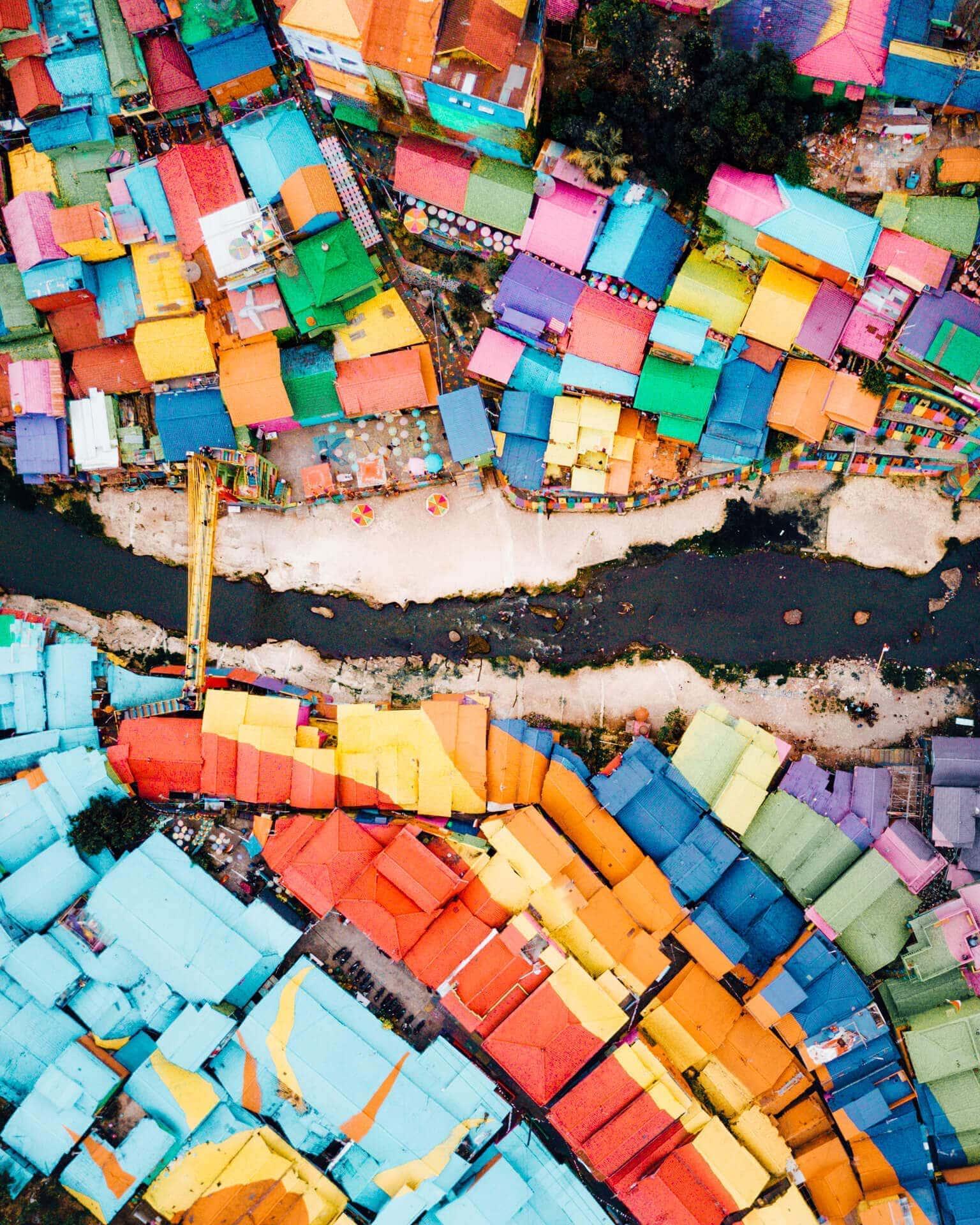 things to do malang java jodipan color village