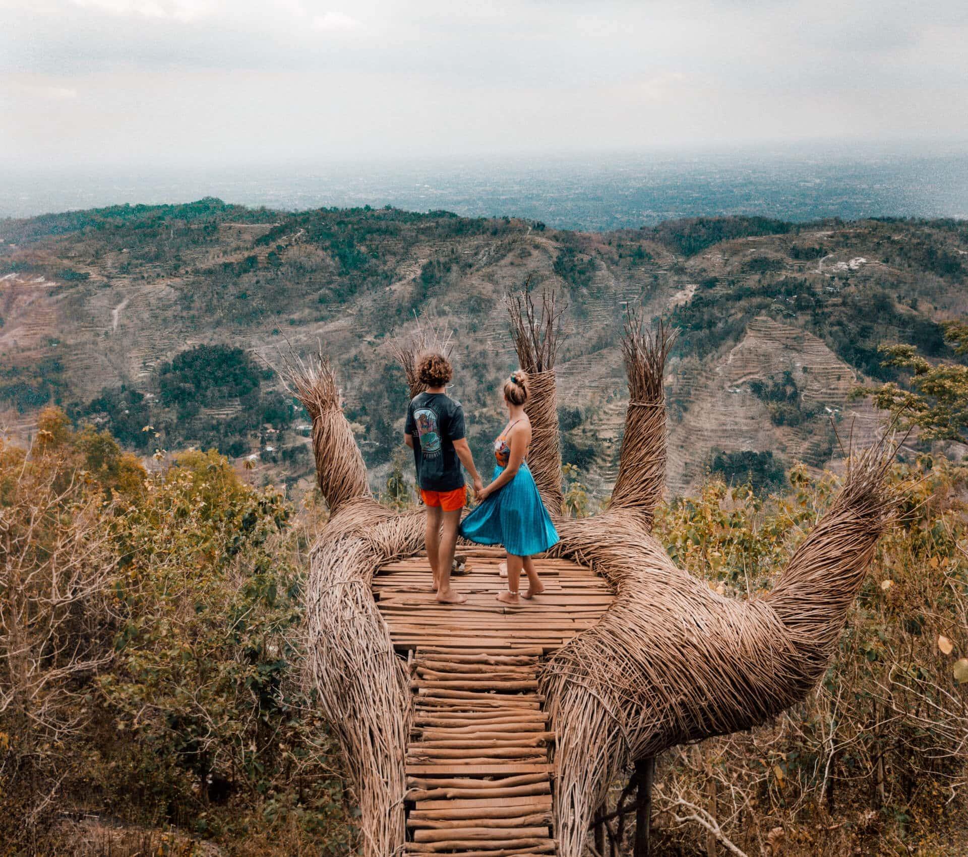 things to do yogyakarta viewpoint