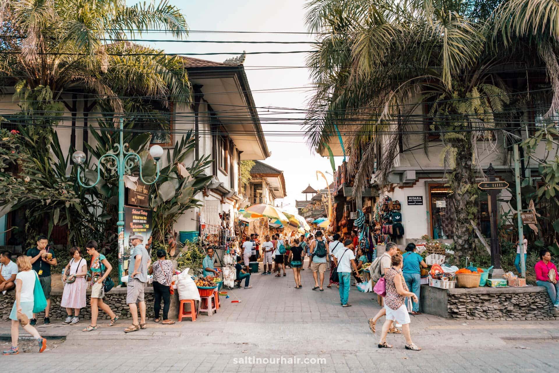 things to do ubud market