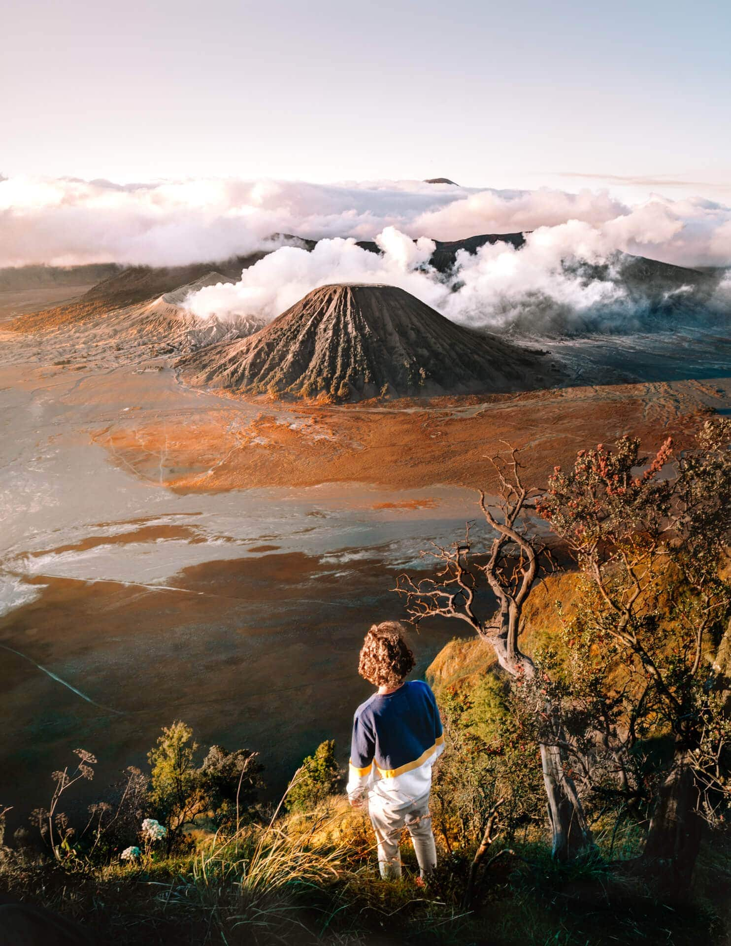 central east java route guide bromo sunrise