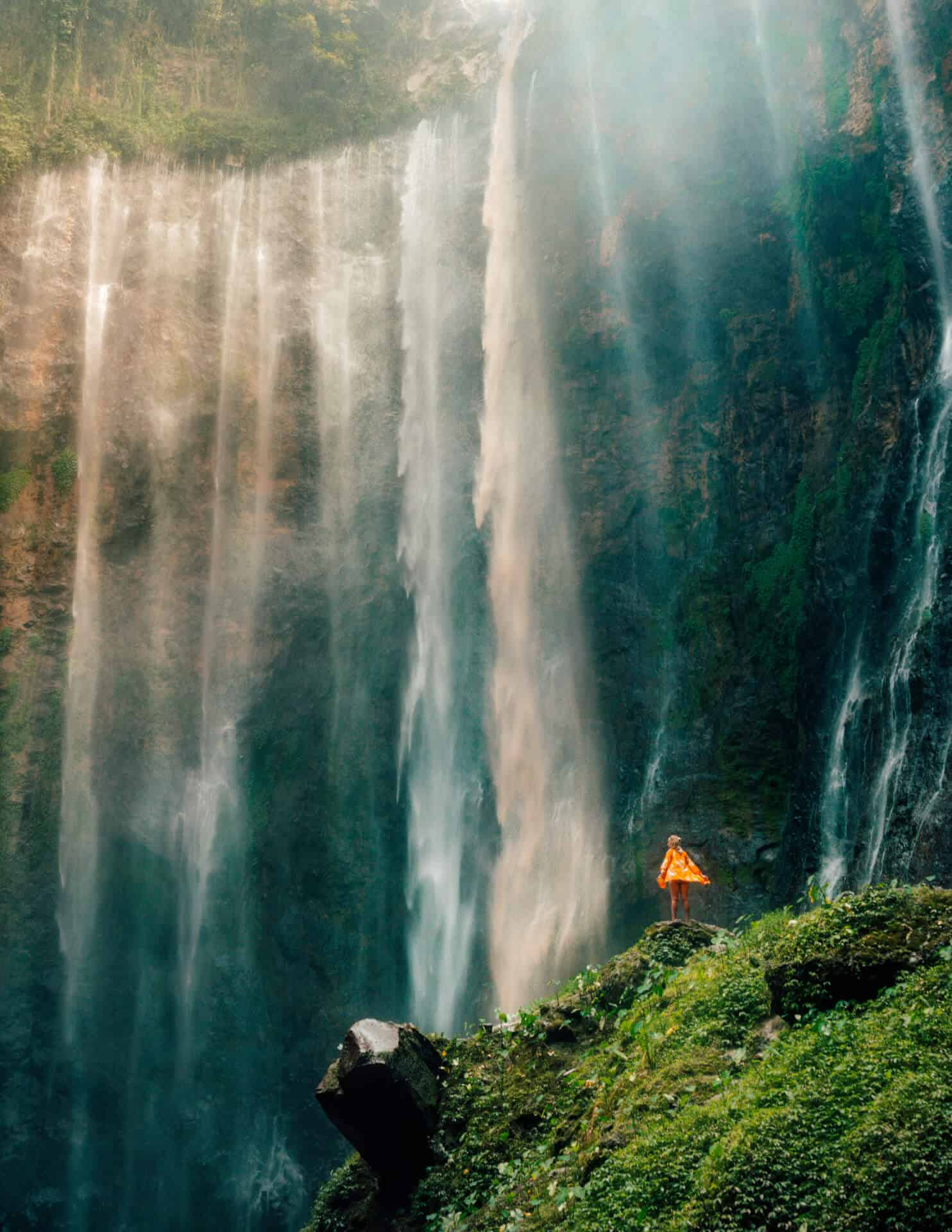 central east java-route guide tumpak sewu best waterfall