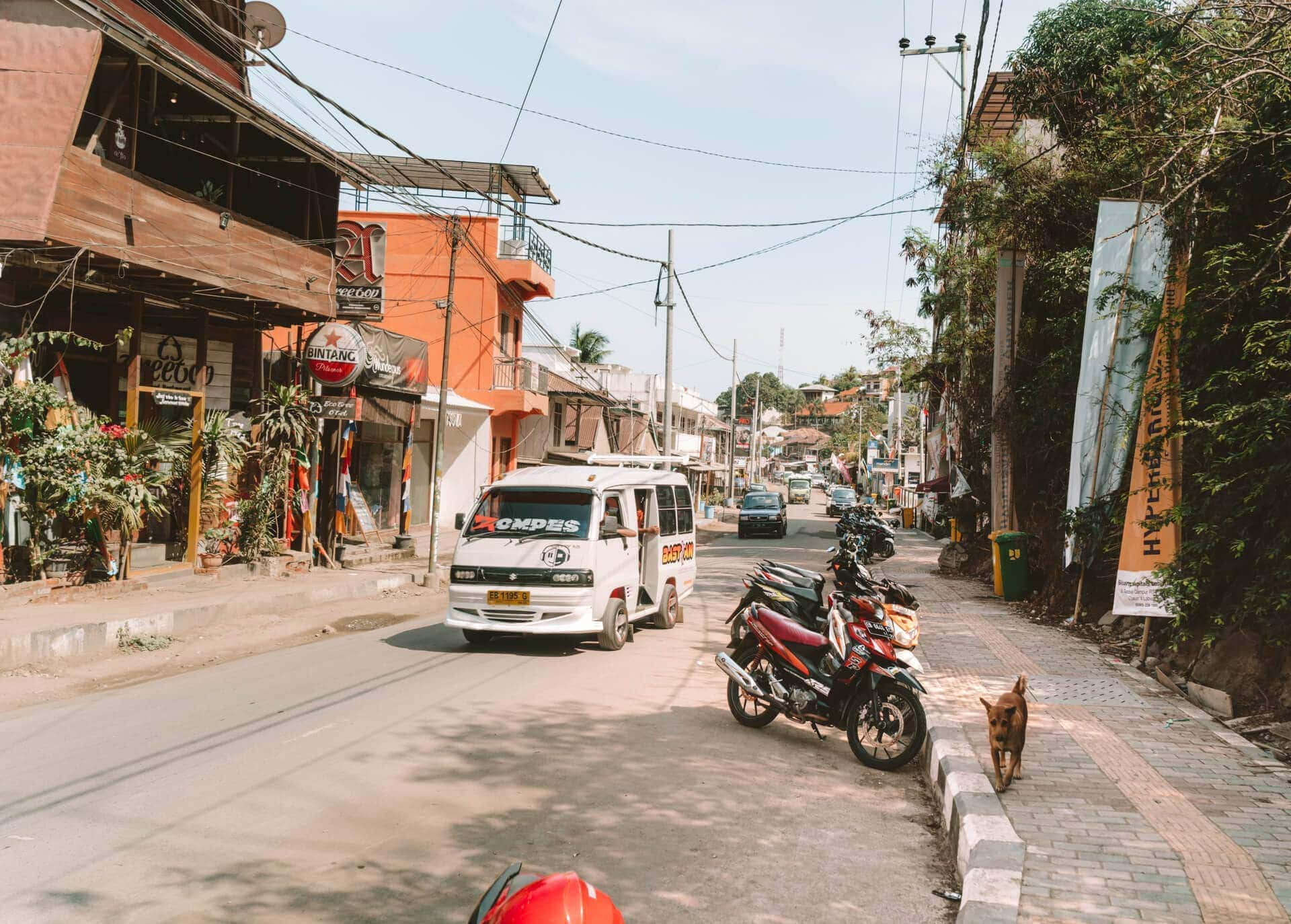 labuan bajo town