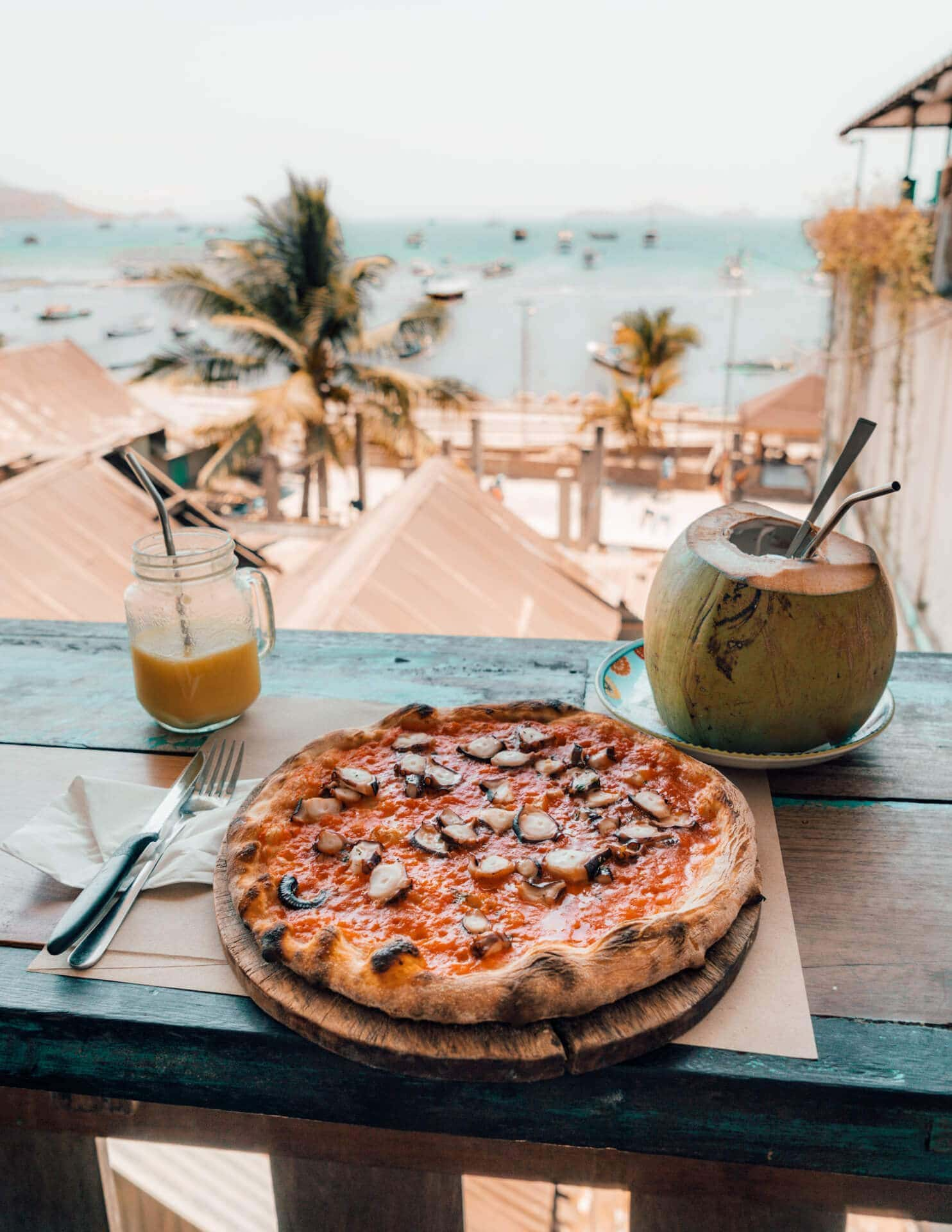things to do labuan bajo flores food