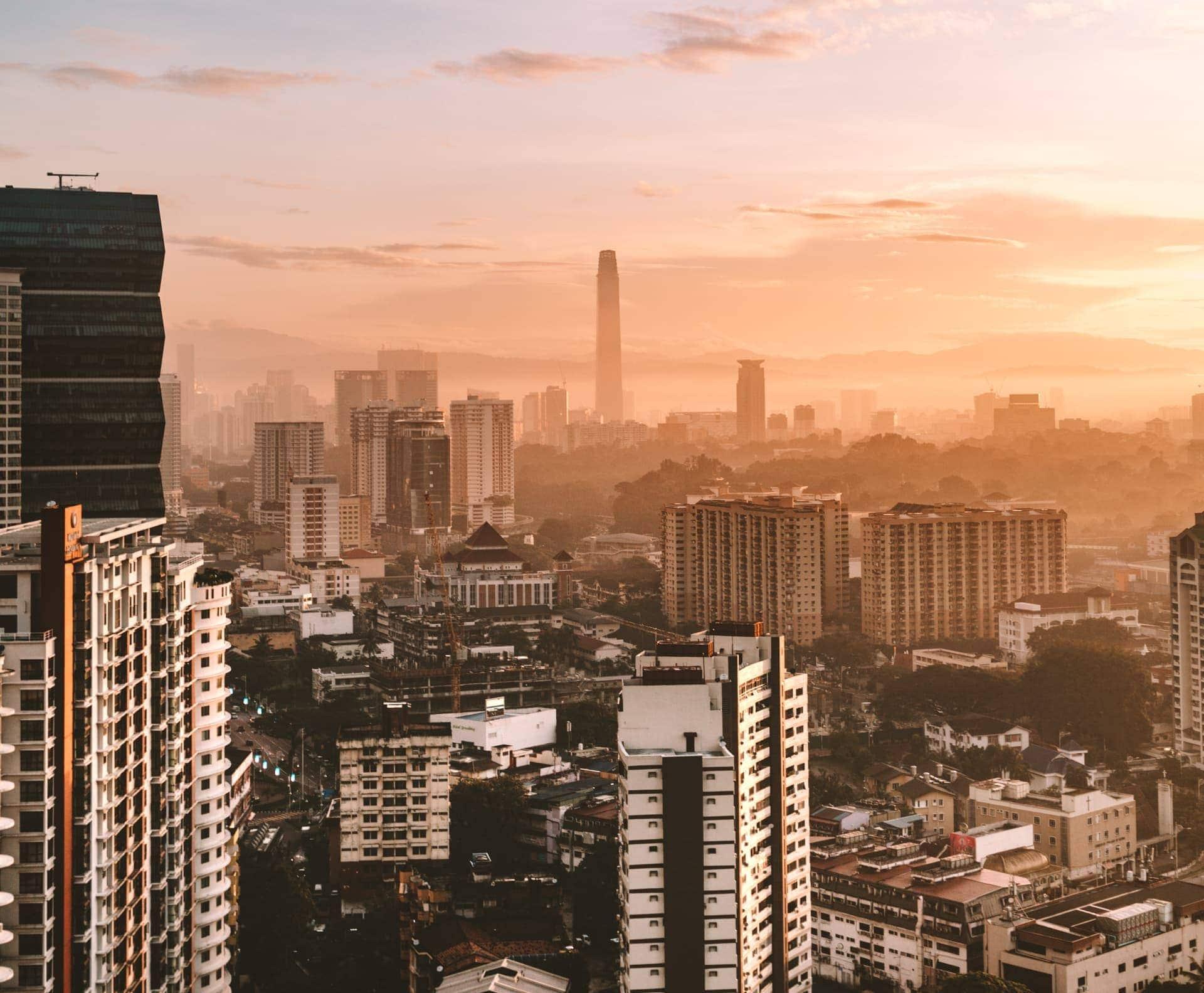 malaysia sunrise