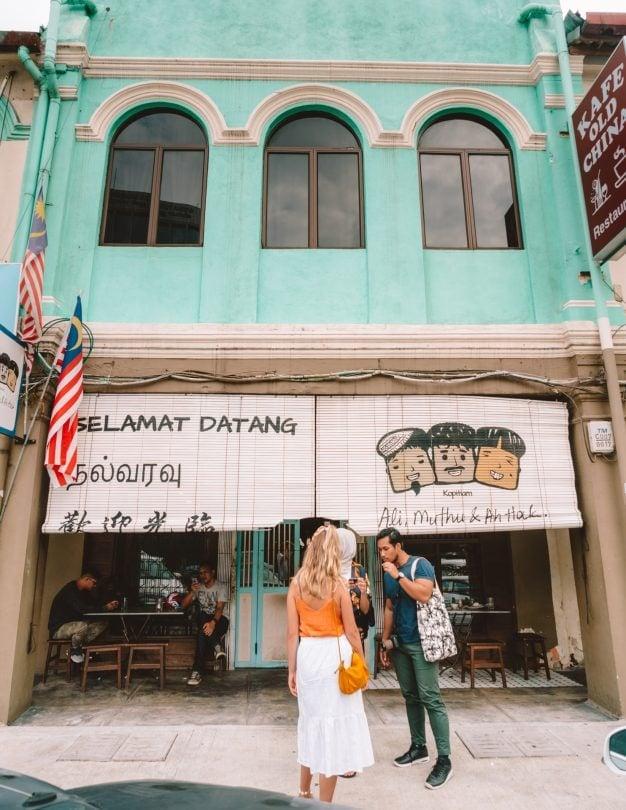 local food restaurant malaysia