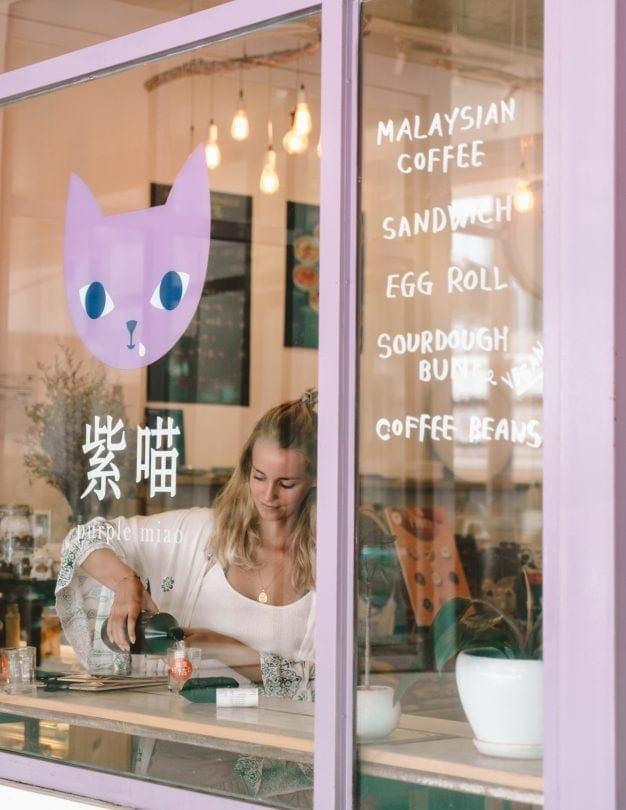 things to do kuala lumpur cafe
