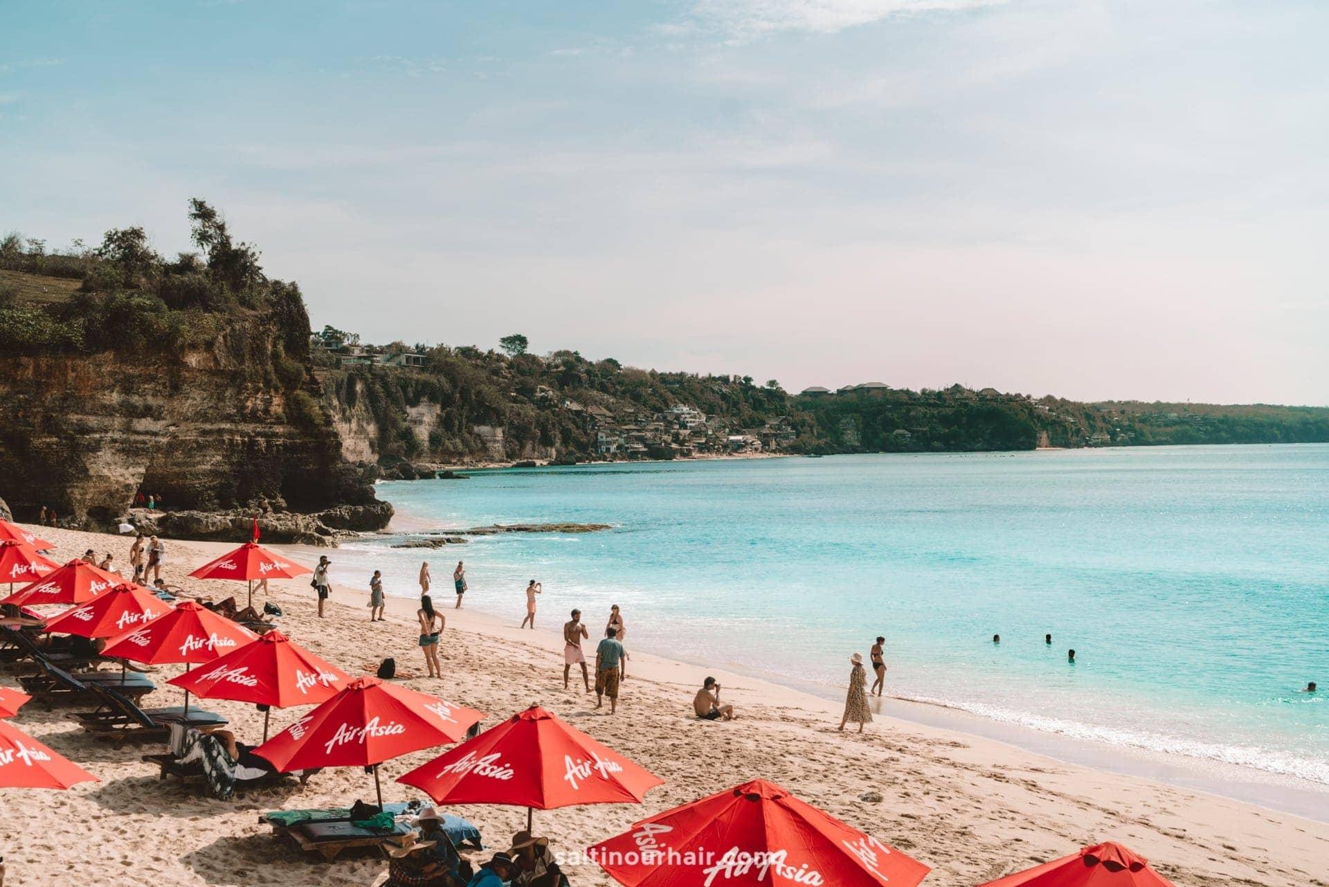 things to do uluwatu dreamland beach