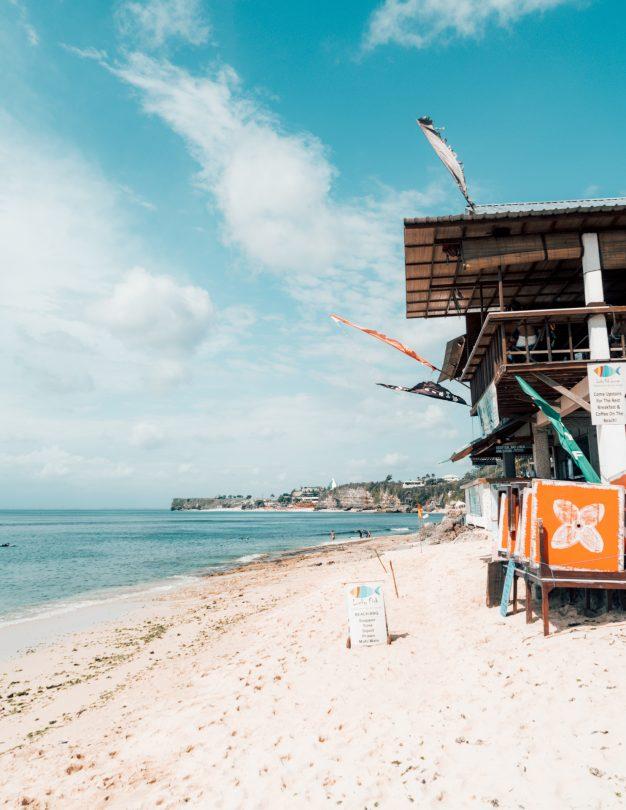things to do uluwatu binbin beach