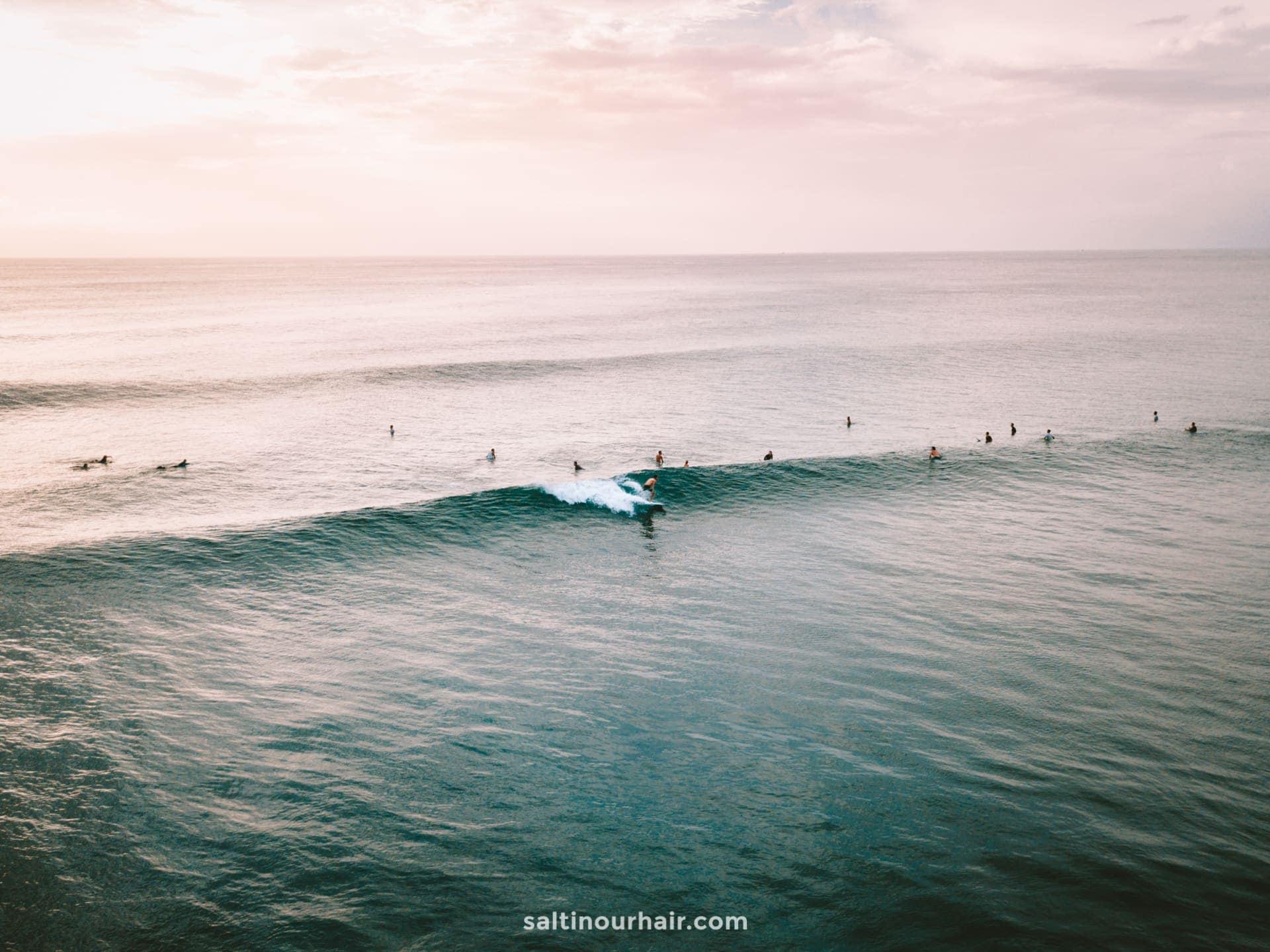 things to do uluwatu surfing