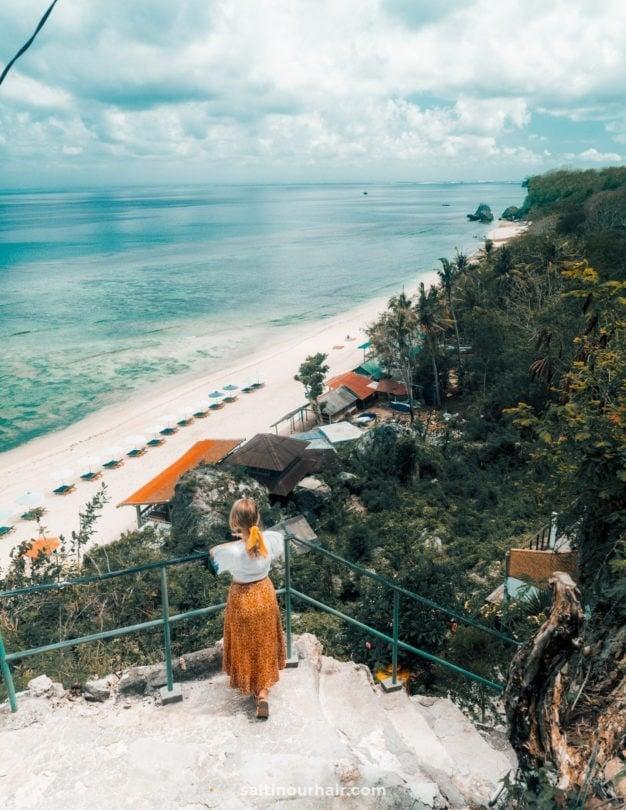 things to do uluwatu thomas beach