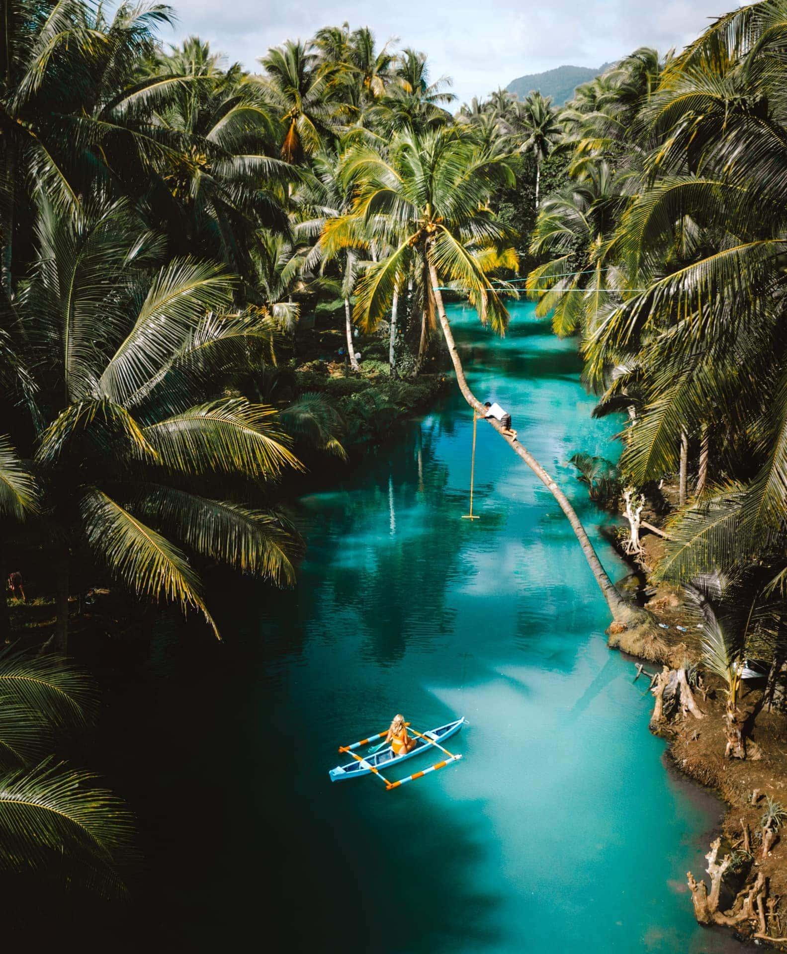 travel guide siargao maasin secret river
