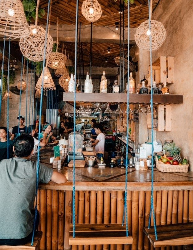things to do el nido travel guide restaurants happiness bar