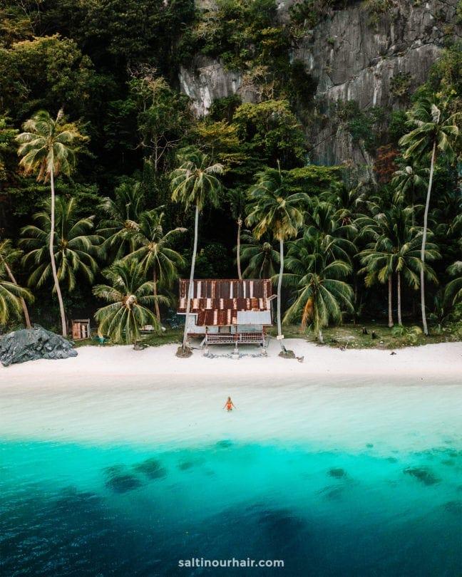 philippines travel guide el nido island hopping