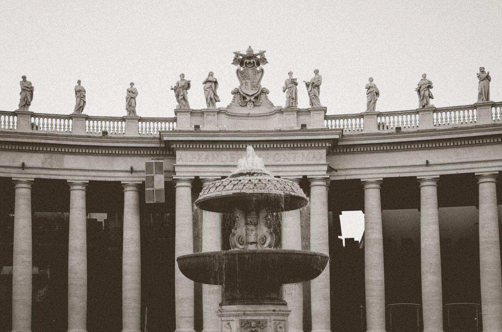 stedentrip rome Vaticaanstad