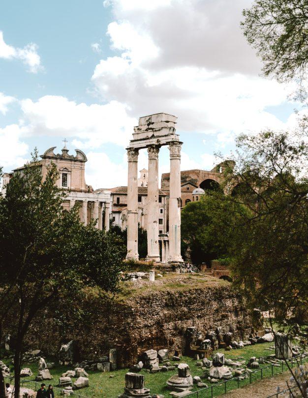 rome stedentripPalatijn