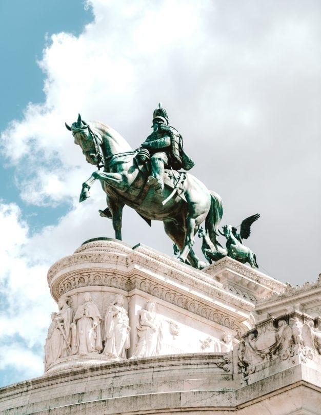 doen in rome Vittorio Monument