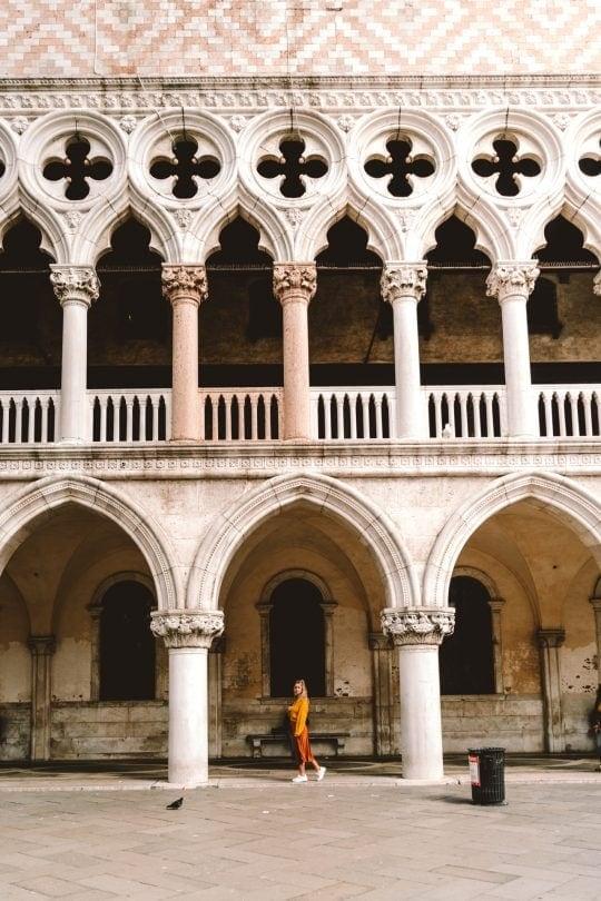 bezienswaardigheden Venetië Palazzo Ducale